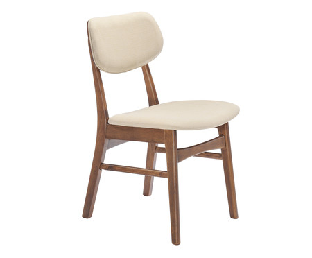 Cadeira Érica - Bege | WestwingNow
