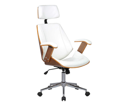 Cadeira Orletti - Branca, Branco   WestwingNow
