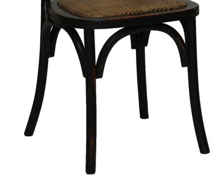 Cadeira Cross - Preta | WestwingNow