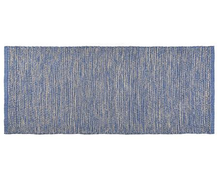 Passadeira Indiana Aura - Cinza e Azul | WestwingNow