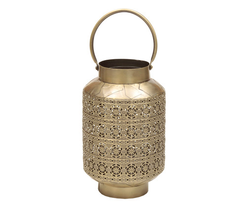 Lanterna Ruth - Dourada, Cobre | WestwingNow