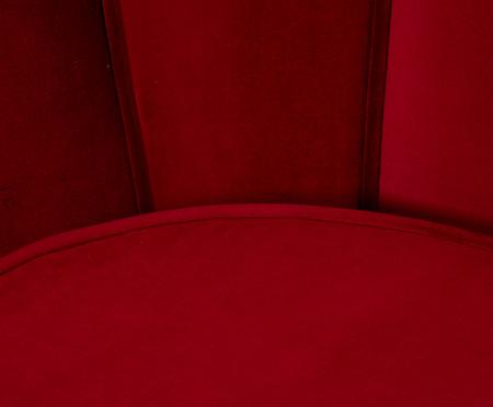 Poltrona em Veludo Pétala - Cherry | WestwingNow