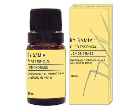 Óleo Essencial de Lemongrass  - 10ml | WestwingNow