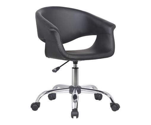 Cadeira Abigail - Preta, Preto, Colorido | WestwingNow
