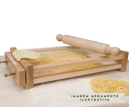 Cortador de Spaghetti Chitarra - Natural | WestwingNow