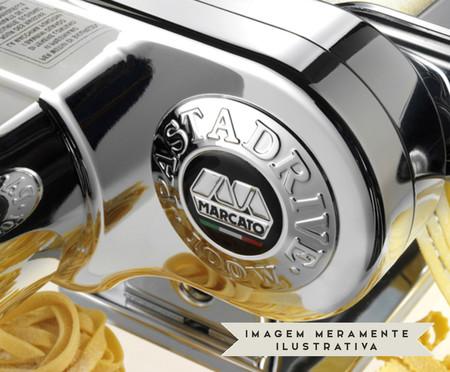 Motor para Máquina de Macarrão em Inox Atlas - Prata | WestwingNow