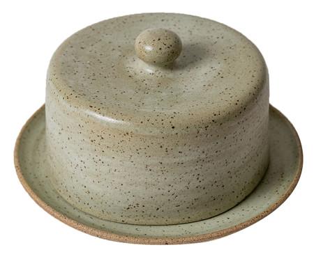 Queijeira em Cerâmica Morgan - Verde | WestwingNow