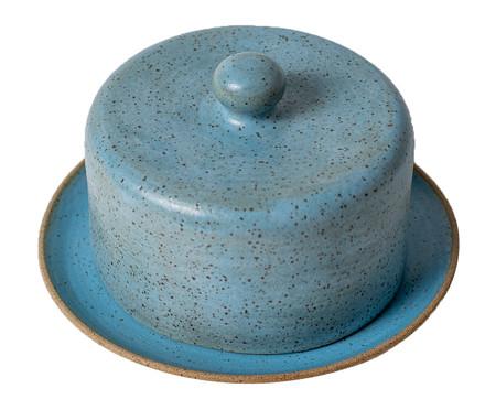 Queijeira em Cerâmica Morgan - Azul | WestwingNow