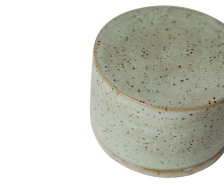 Manteigueira em Cerâmica Sissy - Verde | WestwingNow