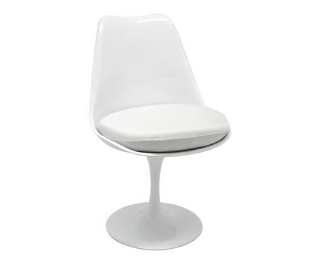 Cadeira Saarinen - Branco | WestwingNow