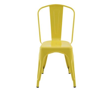 Cadeira de Aço Iron - Amarela | WestwingNow