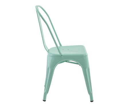 Cadeira de Aço Iron - Verde | WestwingNow
