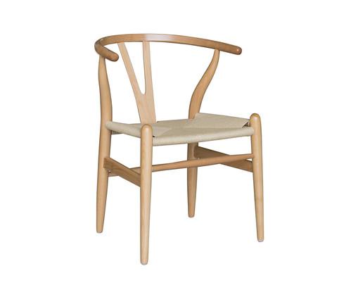 Cadeira Valentina - Caramelo, Marrom, Colorido | WestwingNow