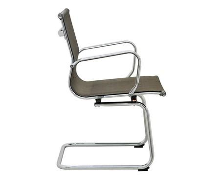 Cadeira Smooth Baixa - Dourada   WestwingNow