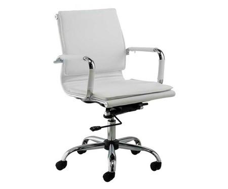Cadeira de Escritório Valencia - Branca | WestwingNow