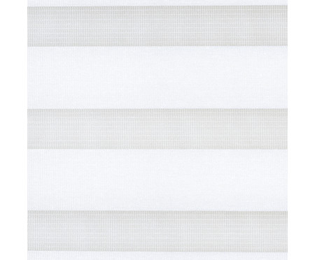 Persiana Dupla em Rolo Rainbow - Branca | WestwingNow