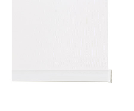 Persiana em Rolo Screen Solar - Branca   WestwingNow