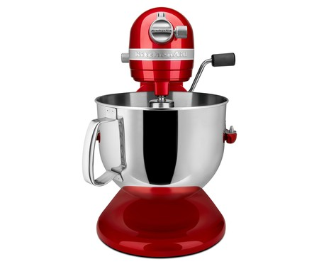 Batedeira em Inox Stand Mixer Pro - Passion Red | WestwingNow
