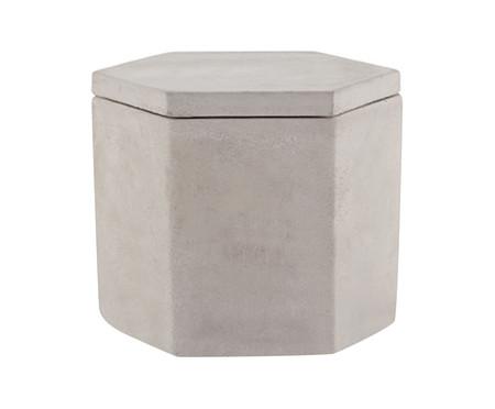 Pote em Cimento Candice l - Cinza | WestwingNow