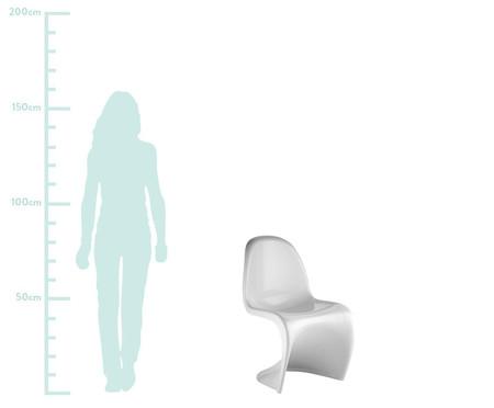 Cadeira Panton - Branca | WestwingNow