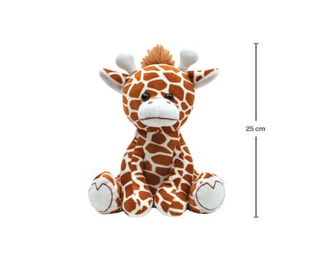 Pelúcia Minha Girafinha - Marrom   WestwingNow