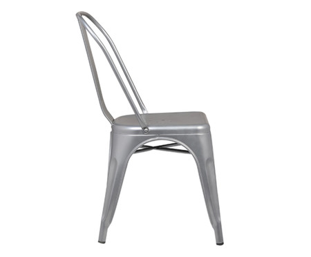 Cadeira Iron - Cinza | WestwingNow