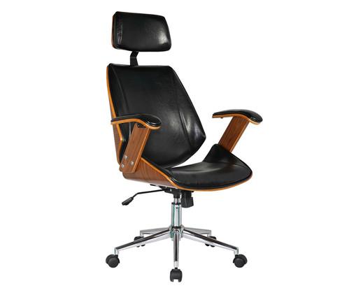 Cadeira Orletti - Preta, Preto | WestwingNow