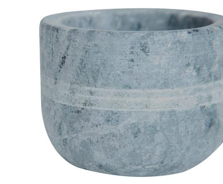 Pilão em Pedra Sabão - Cinza   WestwingNow