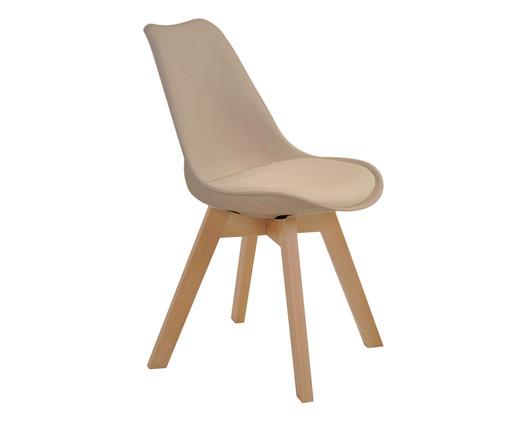 Cadeira Leda - Bege, Bege, Natural | WestwingNow