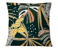 Capa de Almofada em Veludo Tropical Roho | WestwingNow