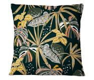 Capa de Almofada em Veludo Tropical Retta | WestwingNow