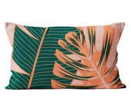 Capa de Almofada em Veludo Tropical Pupa | WestwingNow