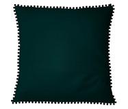 Capa de Almofada em Veludo com Griló Gonzalez -Verde | WestwingNow