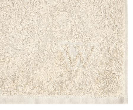 Toalha de Banho Organic Off White - 500 g/m² | WestwingNow