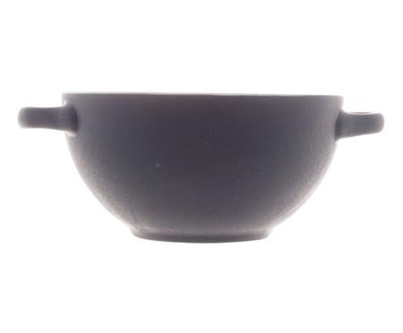 Jogo de Bowls com Alça em Cerâmica Giulietta - Azul   WestwingNow