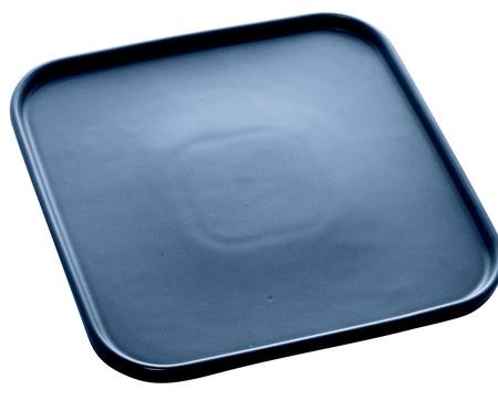 Jogo de Travessas em Porcelana Bears - Azul Escuro | WestwingNow