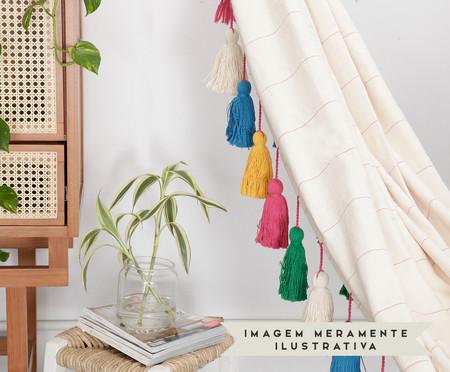 Rede com Tassel Alexandra Algodão - Cru | WestwingNow