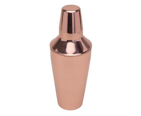 Coqueteleira em Aço Inox Liane - Rosé | WestwingNow