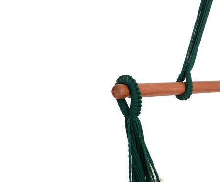 Cadeira de Balanço com Tassel Brasílis - Cru | WestwingNow