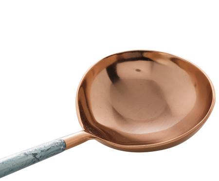 Jogo de Talheres para Servir Massa em Aço Inox Turim - Rosé | WestwingNow