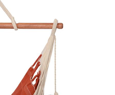 Cadeira de Balanço com Tassel Mar - Telha | WestwingNow