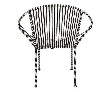 Cadeira Vellore - Preto e Natural | WestwingNow