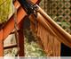 Rede com Tassel Tri Tribo - Rubi, Bege | WestwingNow