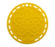 Suporte de Silicone Mandala - Amarelo Soleil | WestwingNow