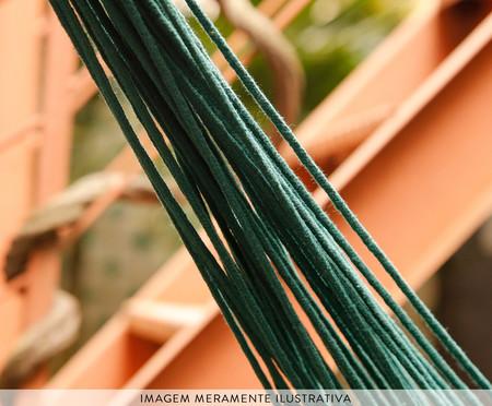 Rede com Franjas Assimétricas - Caramelo | WestwingNow