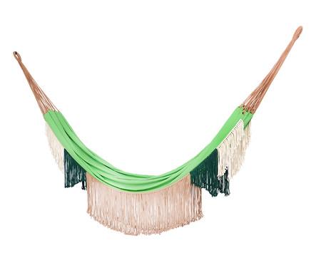 Rede com Franjas Assimétricas - Verde | WestwingNow