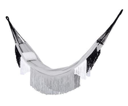 Rede com Franjas Assimétricas - Neblina | WestwingNow