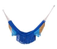 Rede com Franjas Assimétricas - Azul Royal | WestwingNow