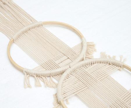 Tapeçaria de Parede Banas - Natural | WestwingNow