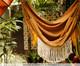 Poltrona Suspensa com Tassel Tri Tribo - Areia, Bege | WestwingNow